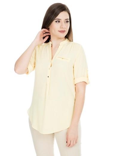Lela Gömlek Sarı